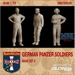 German Panzer Soldiers, Basic Set #3