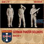 German Panzer Soldiers, Basic Set #4