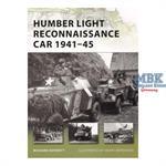 British Humber Light Reconnaissance Car