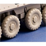 Road Wheels for ASLAV-25