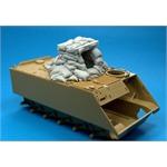 Sand Armor for IDF M113 APC (heavy set)