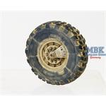 M923 Big Foot wheels (Michelin X)