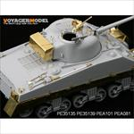 Additional parts for Sherman Mk.III
