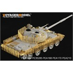 T-62 Medium Tank Slat Armour
