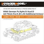 Panzer IV Ausf.D mit 75mm KwK L/43 Additional Armo