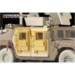 HUMVEE Bullet proof Doors