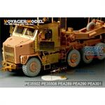 M1070 Truck Tractor Amour Cabin Anti IED Device
