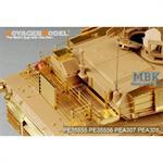 M1A2 TUSK II stowage bin/baskets/CIP