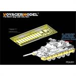 AMX-30B2 MBT Track Covers (For MENG TS-013)