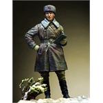 Soviet Tank Officer 1940-42