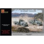 U.S. Army Trucks (2)