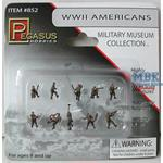 WWII Amerikaner / Americans 1:144