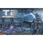 T2 Judgement Day T-800 Endoskeletons Figuren + Dio