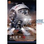 M.L.E.V-5 Mars Lunar Explorer Vehicle Mars Hopper