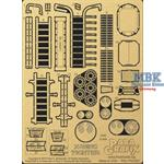 X-Wing Fighter Photoetch Set 1:48