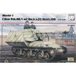 Marder I - 7,5cm PaK auf Gw.Lorraine Sd.Kfz.135