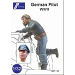 German Pilot WW 2