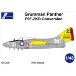 F9F-2KD Panther Conversion with Decals