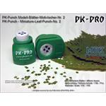 PK-Punch - Modell-Blätter-Leaf Modell 2
