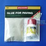 Kleber für Pflastersteine / Glue for paving