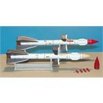 Russian missile R-27T AA-10 Alamo-A