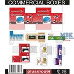 Commercial boxes / Verpackungen  1/35