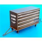 USAF portable tool box  1/48