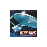 Star Trek USS Enterprise A - 1:350