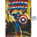 Captain America + Comic