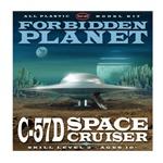Forbidden Planet C-57D Starcruiser