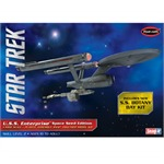 U.S.S. Enterprise + SS Botany Bay (Space Seed)