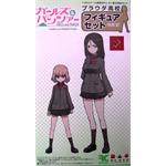 Girls & Panzer: Pravda High School Figure Set