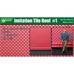 Imitation Tile Roof #1
