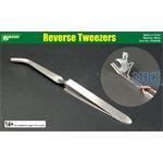 Reserve Tweezers / Pinzette mit Klemmfunktion