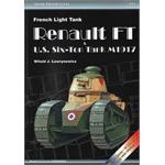 Renault FT-17 & U.S.Six Ton Tank M1917