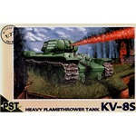 KV-8S flame thrower