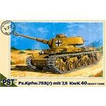 Pz.Kpfw.753 with 7,5 KwK L/40
