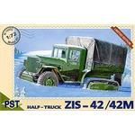 ZIS-42/42M half truck