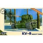 KV-9 Soviet Heavy Tank
