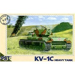 KV-1C Soviet heavy tank