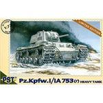 Panzer Pz.Kpfw.I/IA