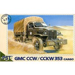 GMC CCW/CCKW 353 cargo truck