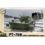PT-76 B Light Amphibious Tank