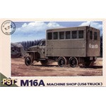M16A Machine shop (US6 truck)