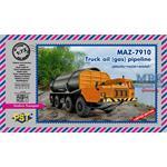 MAZ-7910, Oli/Gas Pipeline