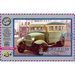 GAZ 03-30 m.1933 Soviet City Bus