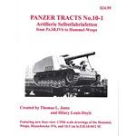 Artillerie Sfl. - Pz.Sfl.IVb to Hummel Wespe