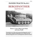Bergepanther Ausf.D, A, G