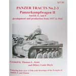 Panzer II Ausf.D, E and F