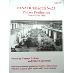 Panzer Production from 1933 to 1945